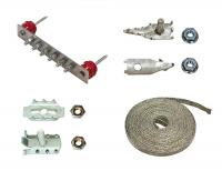Изделия для заземления кабелей