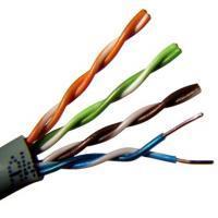 2. Медный кабель UTP-FTP