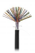 Кабель NETLAN U/UTP 50 пар, Кат.5 (Класс D), 100МГц, одножильный, BC (чистая медь), внешний, PE до -40C, черный, 305м ( EC-UU050-5-PE-BK-3 )