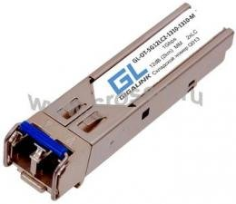 Модуль GIGALINK SFP, 1Гбит/c, два волокна MM, 2xLC, 1310 нм, 12 дБ (до 2 км) (GL-12GT2) ( GL-OT-SG12LC2-1310-1310-M )
