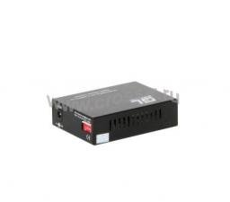 Конвертер GIGALINK UTP-SFP, 10/100/1000Мбит/с в 1000Мбит/с, rev2 ( GL-MC-UTPG-SFPG-F.r2 )