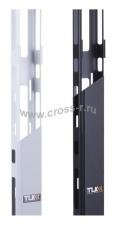 Органайзер кабельный вертикальный TLK-OV650C-24U-GY
