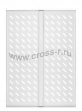 Полка стационарная TLK, Ш463хГ650мм, для шкафа и стойки со сварной рамой глубиной 1000мм, крепеж в комплекте, серая ( TLK-SHFS-650-GY )