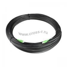 Сборка кабельная SC/APC-SC/APC (на основе кабеля ОКД-2Д 1 G.657.A1 0.8kH) ( SC/APC-SC/APC 50м ОКД-2Д )