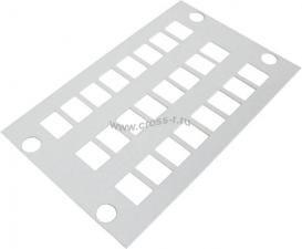 Планка сменная 24 SC/LC (для настенного кросса 48п) ( pl-24SC/LC )