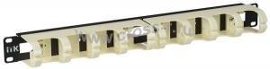 "ITK 19 каб. Органайзер для кросс-панели 110 типа ( CO35-1M110R ) """