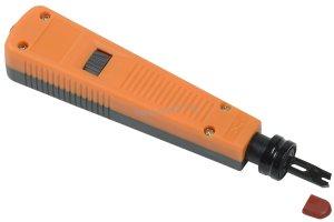 ITK Инструмент ударный для IDC Krone/110 оранжево-серый ( TI1-G110-P )