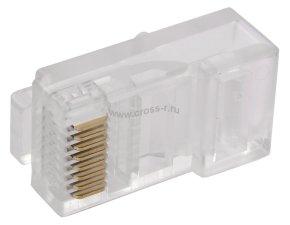 Разъём ITK RJ-45 UTP для кабеля кат.6 ( CS3-1C6U )
