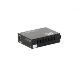 Конвертер GIGALINK из UTP, 100Мбит/c в WDM, LFP, SM, SC, Tx:1550/Rx:1310, 18 дБ (до 20 км) rev2 ( GL-MC-UTPF-SC1F-18SM-1550.r2 )