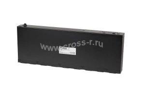 """Блок  контролируемых электрических розеток TLK, 19"""", PM - POM, (включение и отключение каждой розетки, измерение потребления каждой розетки и отправка показаний через LAN), 8 розеток C13, макс. нагрузка 10 А, шнур питания 3 м., вилка С14, металлический корпус, макс. мощность 2500 Вт, 432*44,45*160 мм, цвет черный. ( TLK-RPI-PM-A08-M11-BK )"""