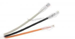 Защитный колпачок NIKOMAX для коннекторов RJ45, под кабели диаметром 5,5мм, с защитой защелки, прозрачный, уп-ка 100шт. ( NMC-RJBOOT55A-TR-100 )