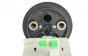 Муфта-кросс МКО-К6/CМ3-2/4SC-2SC-2SC/APC-2SC/APC-2ФТ4х3 (2 фитинга 4х3,0 мм) ( 130408-00047 )