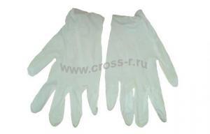 Перчатки резиновые размер L (импортные) ( 121108-00093 )