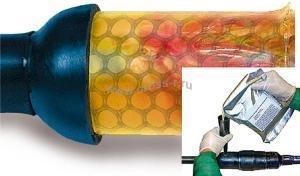 Герметик ~Пуласт~ в фольгированной упаковке, 250 грамм ( 120804-00080 )