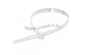 7000035297  FS 200 C-C Кабельный хомут для использования внутри помещений, бесцветный, уп. 100 шт., 200мм х 4,5мм ( 120806-00175 )