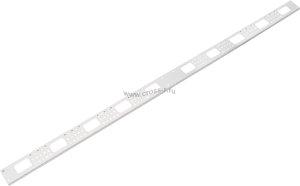 Органайзер кабельный    вертикальный, 33U, для шкафов серий TFI, Ш75хВ1470хГ20мм, металлический, с    крепежом, цвет серый ( TLK-OV75-33U-I-GY )