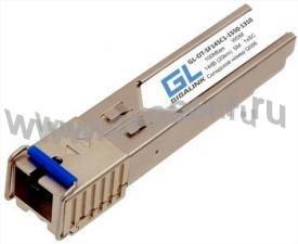 Модуль GIGALINK SFP, 100 Мбит/c, два волокна SM, 2xLC, 1310 нм, 20дБ (до 20 км) ( GL-OT-SF20LC2-1310-1310 )