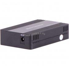 Медиаконвертер GIGALINK из UTP, 100Мбит/c в WDM, без LFP, SM, SC, Tx:1310/Rx:1550, 18 дБ (до 20 км) пластиковый корпус ( GL-MC-UTPF-SC1F-18SM-1310-NP )