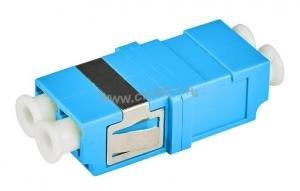 Адаптер LC SM/MM дуплексный ( AD-SM/MM-LC/UPC-duplex )