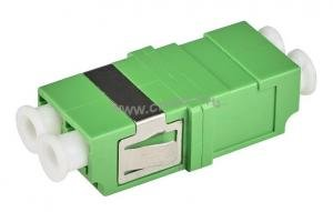 Адаптер LC/APC SM дуплексный ( AD-SM-LC/APC-duplex )