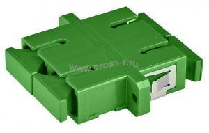 Адаптер SC/APC SM PREMIUM-duplex ( AD-SM-SC/APC-duplex )