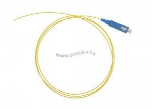 Пигтейл SC/UPC s/m 0.9mm 1.5m ( PT-SC/UPC )