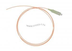 Пигтейл SC/PC 50/125 m/m 0.9mm 1.5m ( PT-SC/PC 50/125 )