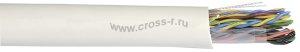 Витая пара ITK U/UTP кат.5E 100х2х24AWG solid LSZH 305м (серый) ( LC1-C5E100-121 )