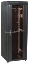 "Сетевой шкаф ITK LINEA N 24U 19"" 600х600 мм ( LN05-24U66-G )"
