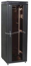 "Сетевой шкаф ITK LINEA N 24U 19"" 600х600 мм ( LN05-24U66-GM )"