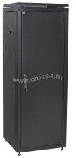 "Сетевой шкаф ITK LINEA N 24U 19"" 600х600 мм ( LN05-24U66-P )"