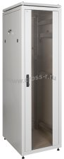 "Сетевой шкаф ITK LINEA N 42U 19"" 600х600 мм ( LN35-42U66-GM )"