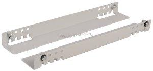 Направляющие уголки ITK 400мм, серые (2шт) ( SR35-400 )