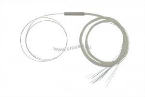 Ответвитель оптический 1х16 PLC одномод. (G657A1)  равномерный  1260-1650 nm, 1-1.5 m, 0.9 mm ( PLC-1x16-SM(G657A1)-1.5m-0.9 )