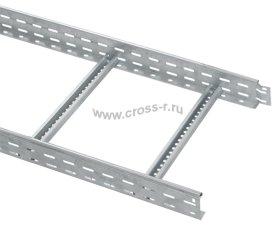 Лоток лестничный 80х300х3000, 1,2 мм ( LLK1-080-300 )
